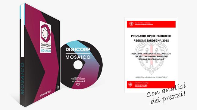 Prezzario Sardegna 2018 e software